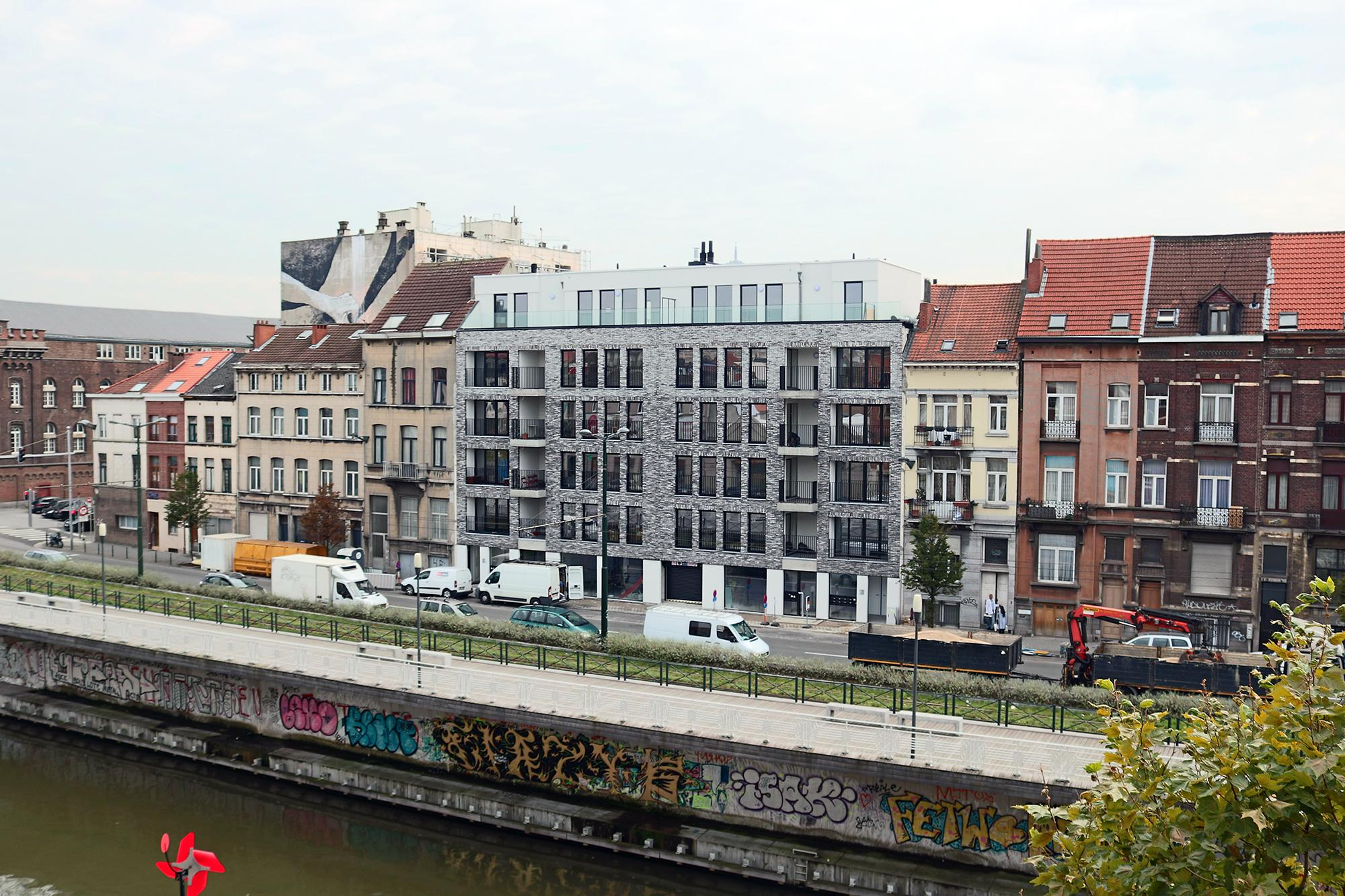 Canalview te Brussel