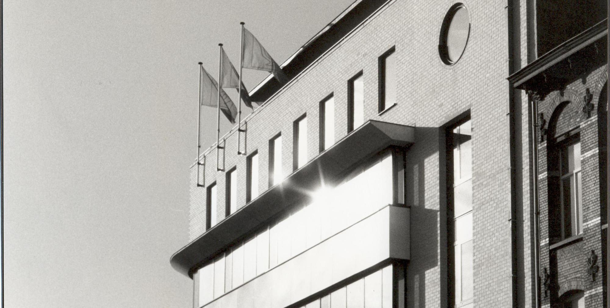 Hotel Docklands te Antwerpen